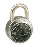 Padlocks 1502 Master Lock Standard combination padlock