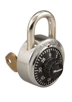 Padlocks Key control combo lock