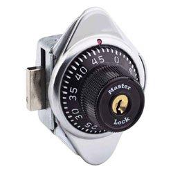 Built in Combination Locks, Master Lock, Locks 1630 Master Lock Built in combo lock RH locker Black Dial