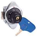ADA Locks 1636 MKADA Master Lock ADA Built in combo lock RH locker