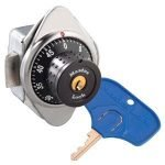 ADA Locks 1656 MKADA Master Lock ADA Built in combo lock for Single Point
