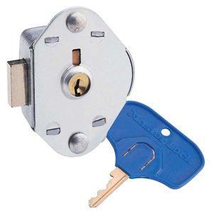 ADA Locks 1710 Master Lock ADA Built in master keyed deadbolt