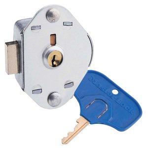 Master Lock, Locks, ADA Locks 1710 Master Lock ADA Built in master keyed deadbolt