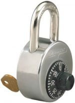 Padlocks High Security Padlock w/master key access