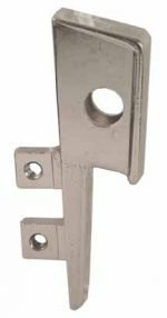 Republic Storage Locker handle w/screws