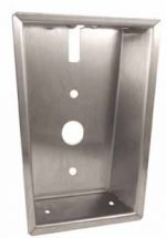 Republic Storage Recessed handle housing