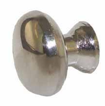 Universal Parts, Republic Storage Door knob with screw