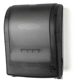 Restroom Accessories Palmer Fixture Bottom Pull Paper Towel Dispenser