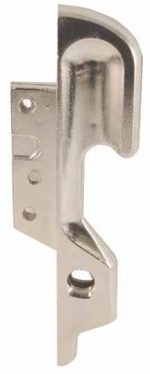 All Steel 1 piece locker handle w/screws