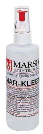 Marker Board Accessories Markerboard Cleaner 12 (8 oz) Spray Bottle