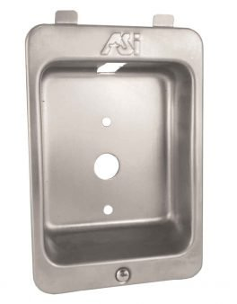 ASI Recessed Handle for Multipoint