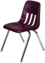 "Classroom & Cafeteria Chairs Virco 9000 Series 12"" Classroom Chair"