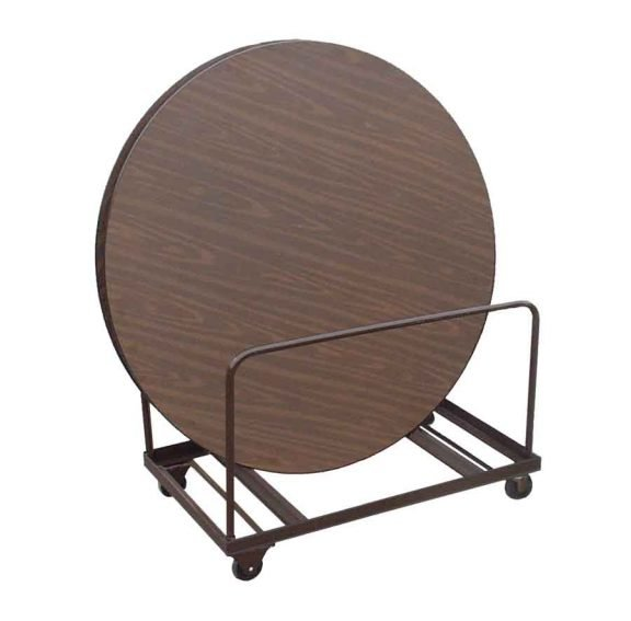 """Table Lifts and Movers 71"""" Round Table Mover (holds 8 10 71"""" tables)"""