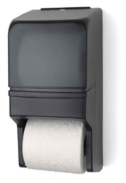 Restroom Accessories Keyed 2 Roll Type