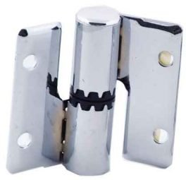 Surface Mounted Hinge Set, Weis Robart Surface mounted hinge set RH