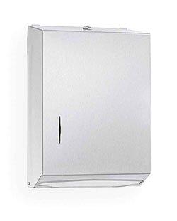 Restroom Accessories Bradley 400 C Fold, 525 Multi Fold Metal Paper Towel Dispenser