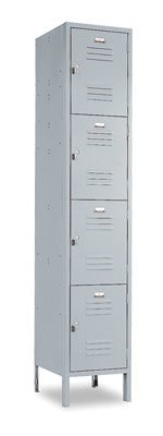Hall Lockers Four Tier Locker
