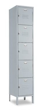 Hall Lockers Five Tier Locker