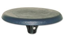 Cafeteria Table Parts Universal Cafeteria Table Replacement Cone Style Stool Top