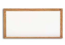Pro Rite Markerboards 4x12 Pro Rite Markerboard oak