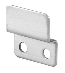 Surface Slide Latches, Misc Stainless Steel Hardware Stainless Steel Stamped keeper