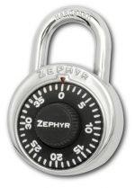 Locks, Zephyr, Padlocks 1902 Combination Padlock