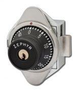 Locks, Built in Combination Locks, Zephyr 1931 Series Vertical Dead Bolt Locks RH