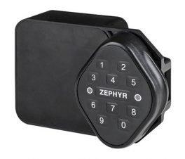 ADA Locks, Locks, Zephyr Lock 2255 Electronic RFID Lock, Card and Keypad Access