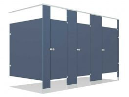 Complete Bathroom Partitions