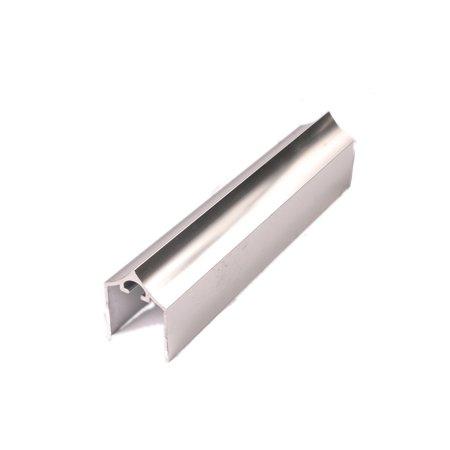 Powder Coated Steel, Stainless Steel, Pilasters Headrail for Powder Coated and Stainless Steel