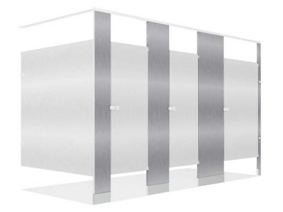 Stainless Steel, Pilasters Stainless Steel Pilasters