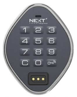 Locks, DigiLock Range Oval Front Unit Keypad
