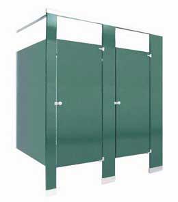 Individual Bathroom Doors, Panels, Pilasters and Urinal Screens
