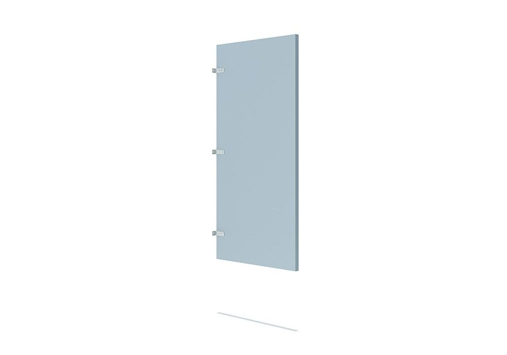 Powder Coated Wall Hung Urinal Screen